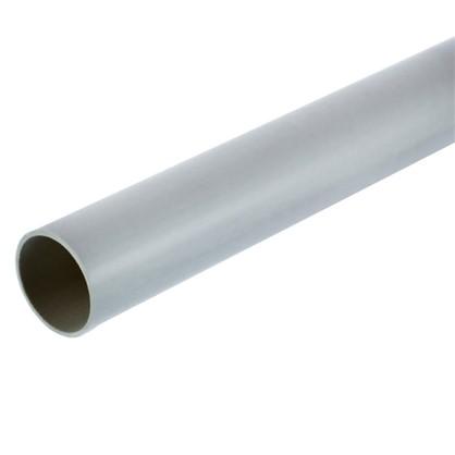 Труба Экопласт ПВХ жесткая D25 мм 2 м