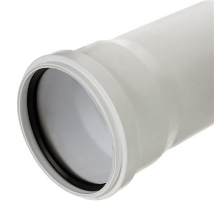 Труба Equation с шумопоглощением d 110 мм L 0.25 м полипропилен