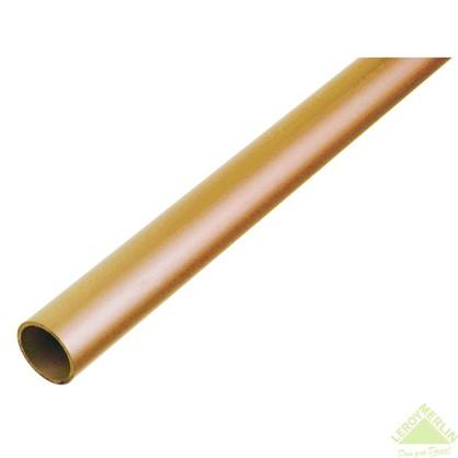 Купить Труба Gah Alberts 10x1x1000 мм латунь цвет желтый дешевле