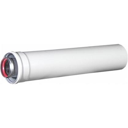 Труба коаксильная 60x100 мм 1 м цена