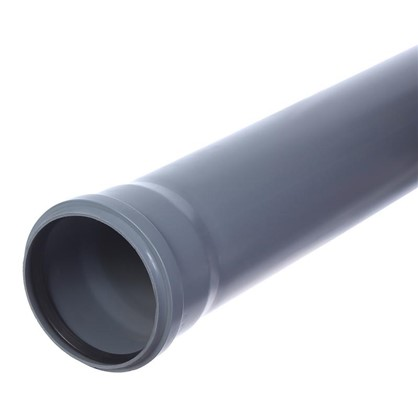 Труба ПП Эконом d110 длина 2м