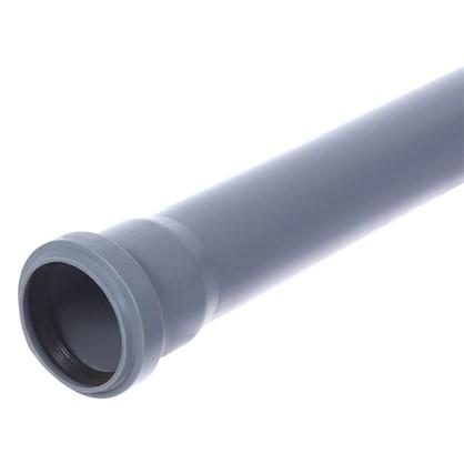 Труба ПП Эконом d50 длина 2м