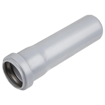 Труба ПП Стандарт d50 длина 15см