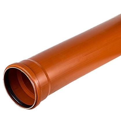 Труба раструбная наружная 160х3000 мм