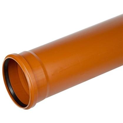 Купить Труба раструбная наружная 160x1000 мм дешевле