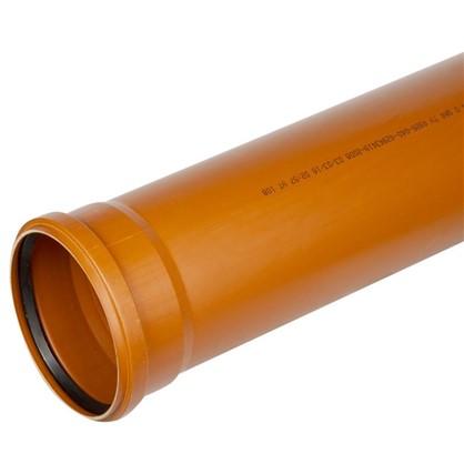 Купить Труба раструбная наружная 160x2000 мм дешевле