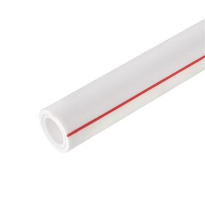 Труба РВК армированная алюминием d 20 мм L 2 м полипропилен
