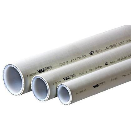 Труба Valtec d 16 мм L 1 м металлопластик
