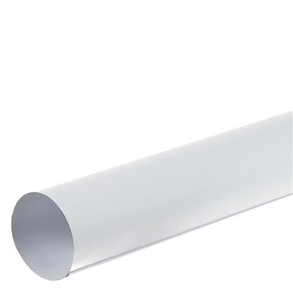 Труба водосточная 3000х90 мм цвет белый