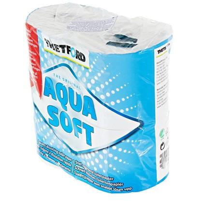 Туалетная бумага для биотуалета Thetford Aqua Soft 4 рулона