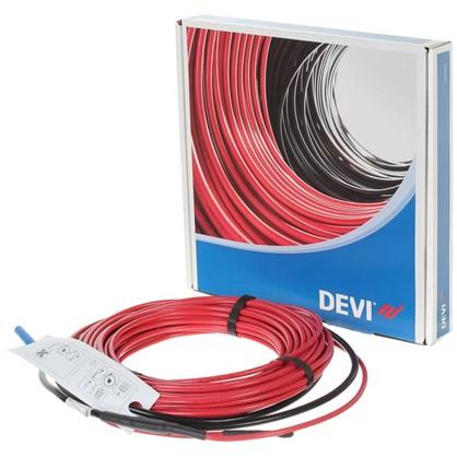 Теплый пол кабельный Devi 195 Вт 10 м