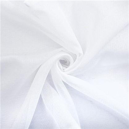 Купить Тюль 1 п/м 280 см французский кристаллон цвет белый дешевле