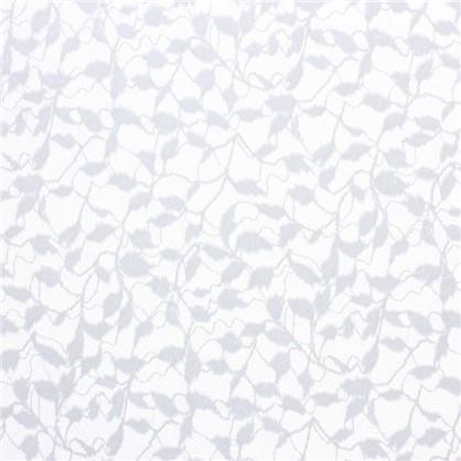 Купить Тюль 1 п/м Листочки гипюр 290 см цвет белый дешевле