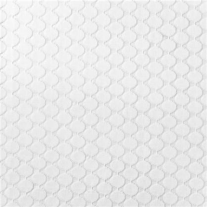 Тюль 1 п/м Ребекка 280 см цвет белый