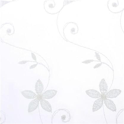 Купить Тюль 1 п/м вышивка 280 см цвет экрю дешевле