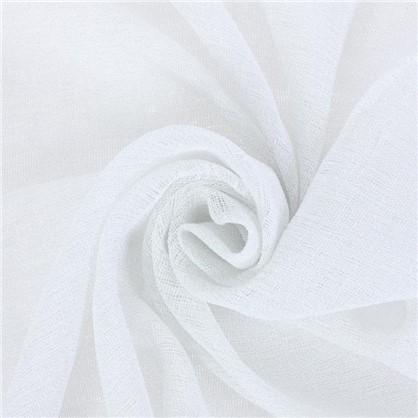 Тюль Flona 280 см цвет белый