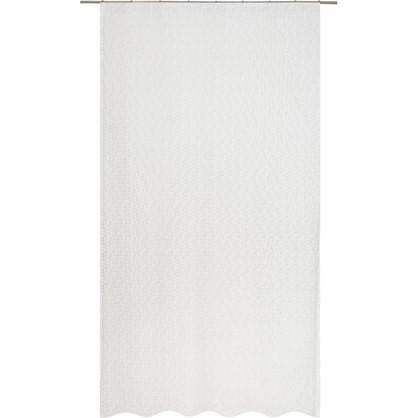Купить Тюль Grek Elit вуаль с вышивкой цвет экрю дешевле