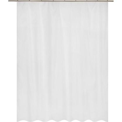 Тюль на ленте 500х280 см вуаль цвет белый