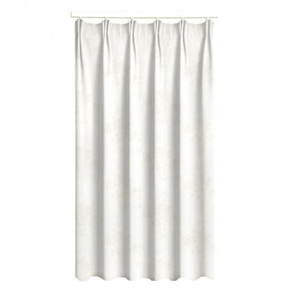 Купить Тюль на ленте Ballarat 160х260 см вуаль цвет белый дешевле