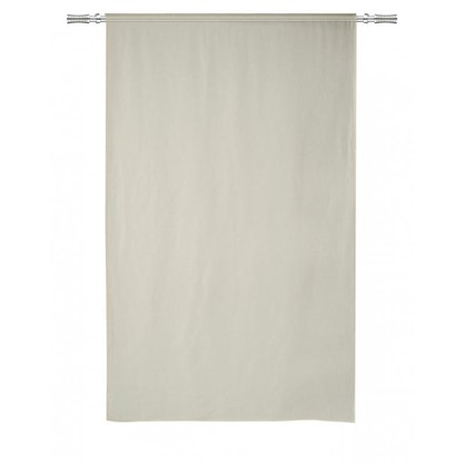 Тюль на ленте Березники 160х260 см вуаль цвет белый