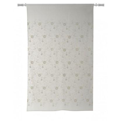 Купить Тюль на ленте Caloundra 160х260 см вуаль цвет белый дешевле