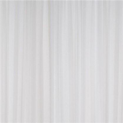 Тюль на ленте для кухни 140х180 см вуаль цвет белый