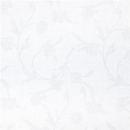 Купить Тюль на ленте Медея 250х260 см батист цвет белый дешевле