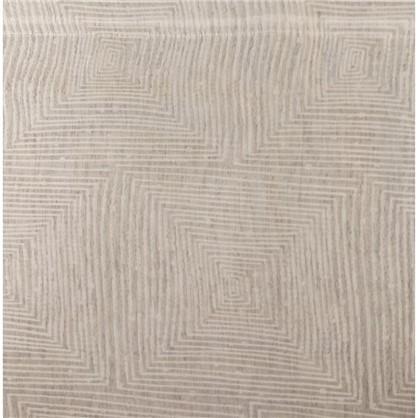 Тюль на ленте Valentina 250x260 см цвет серый