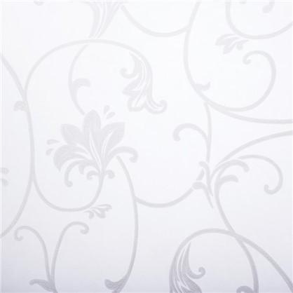 Тюль на ленте Вивьен 250х260 см цвет белый