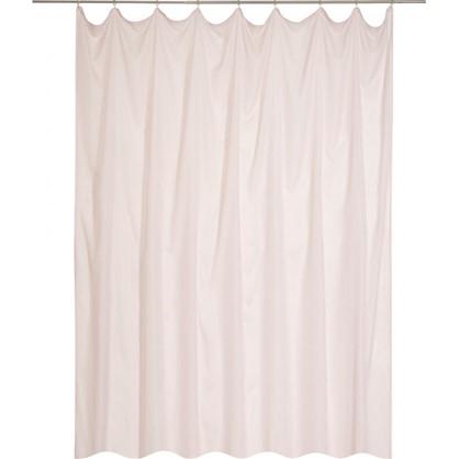 Тюль Softy на ленте 300х260 см цвет розовый
