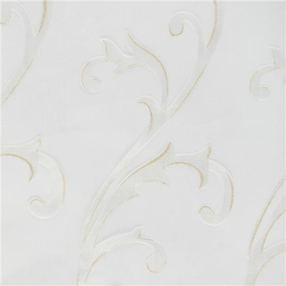 Тюль Вензель 1 п/м 280 см цвет молочно-золотой