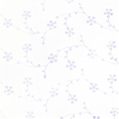 Купить Тюль Ветка вышивка 285 см цвет белый дешевле
