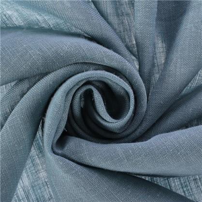 Тюль Висилло Тинтура 300 см абстракция цвет синий