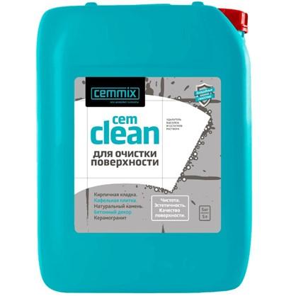 Купить Удалитель высолов и остатков раствора Cemmix CemClean 5 л дешевле