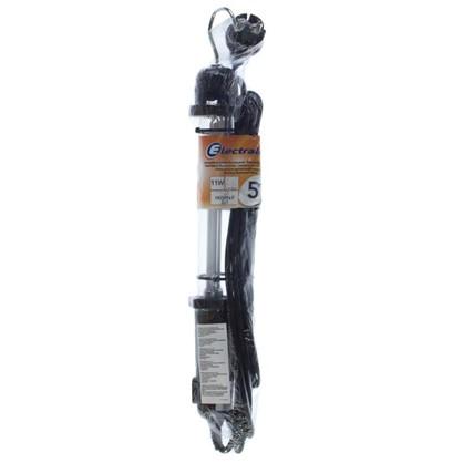 Купить Удлинитель для переноса освещения Electraline 2х1 мм 15 м IP44 дешевле