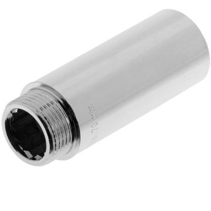 Удлинитель внутренняя резьба 3/4х70 мм цвет хром
