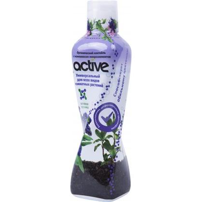 Удобрение Active для комнатных растений универсальное 0.5 л