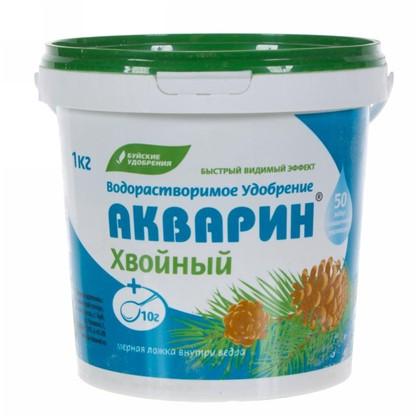 Купить Удобрение Акварин для хвойников 1 кг дешевле