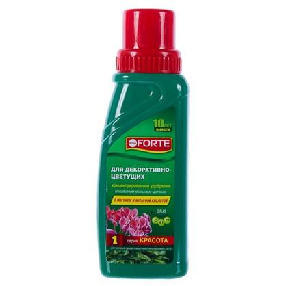 Удобрение Bona Forte для декоративно-цветущих растений 0.285 л