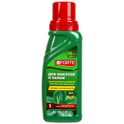 Удобрение Bona Forte для фикусов и пальм 0.285 л