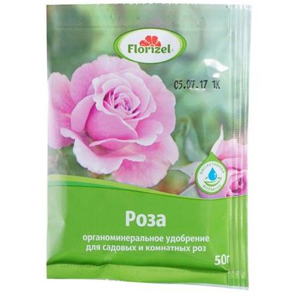 Удобрение Florizel для роз ОМУ 0.05 кг