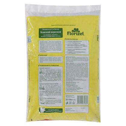 Купить Удобрение Florizel Конский перегной гранулированный ОУ 10 кг дешевле