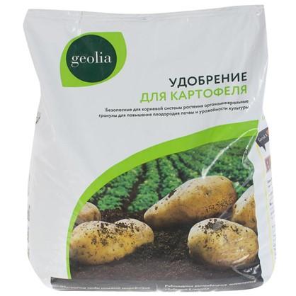 Удобрение Geolia органоминеральное для картофеля 5 кг