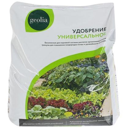 Купить Удобрение Geolia универсальное органоминеральное 5 кг дешевле