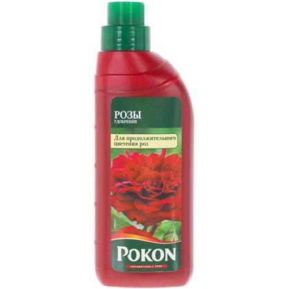 Купить Удобрение Покон для роз 500 мл дешевле