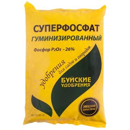 Купить Удобрение Суперфосфат гуминизированный 0.9 кг дешевле