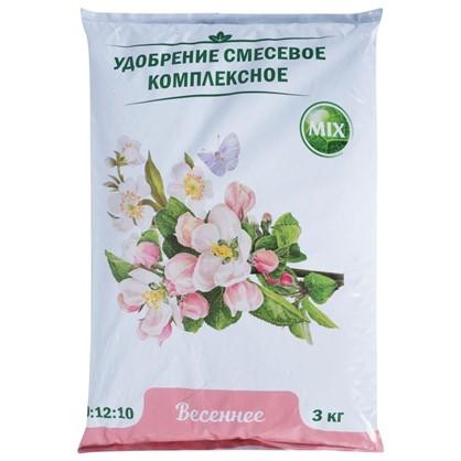 Купить Удобрение Весеннее 3 кг дешевле