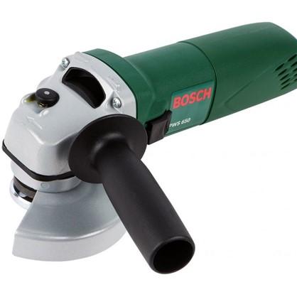 Угловая шлифмашина Bosch PWS 650-125 650 ВТ 125 мм