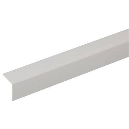 Угол 20x20x2700 мм ПВХ цвет серый