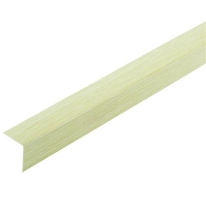 Угол 30x30x2700 мм ПВХ цвет салатовый